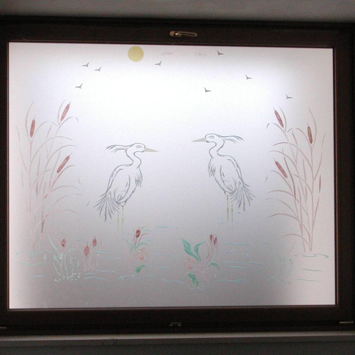 Lavorazione artistica del vetro Vicenza