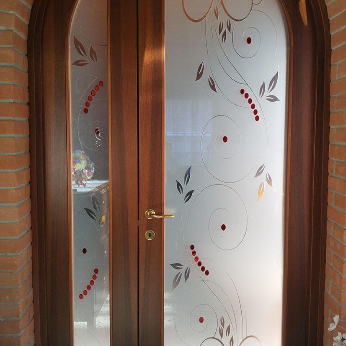 Lavorazione artistica del vetro a Vicenza