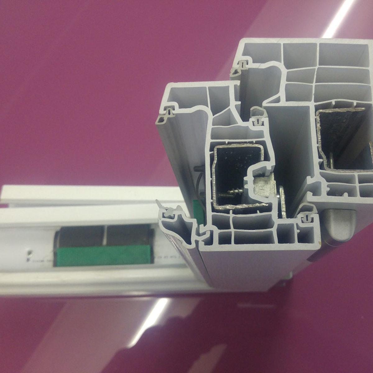 PVC con rinforzi