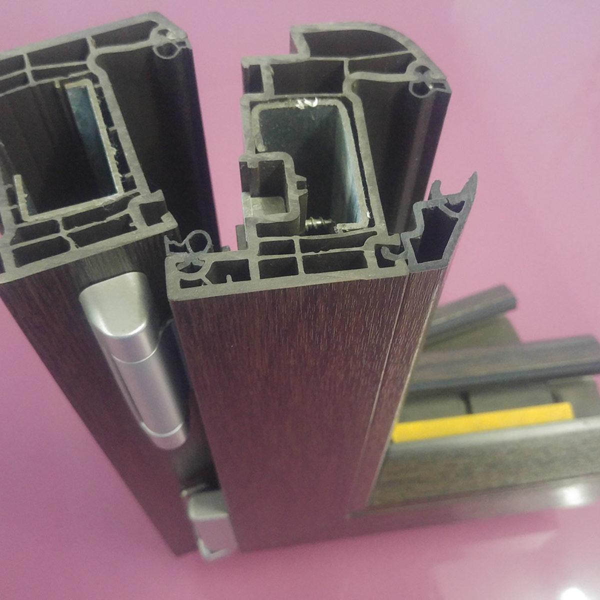 PVC serie arrotondata