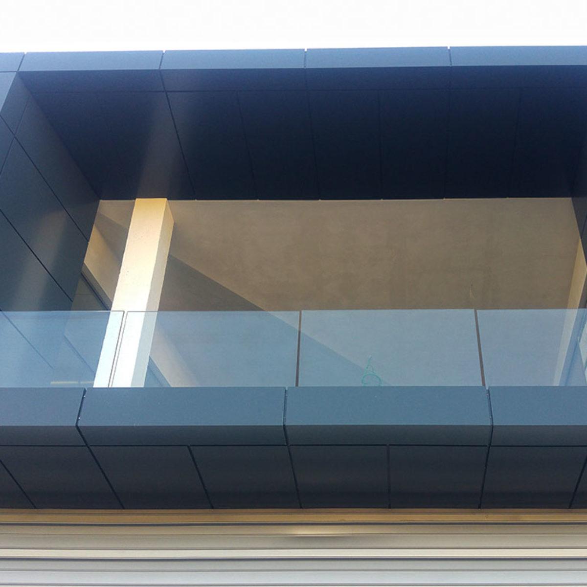 balconata vista esterna