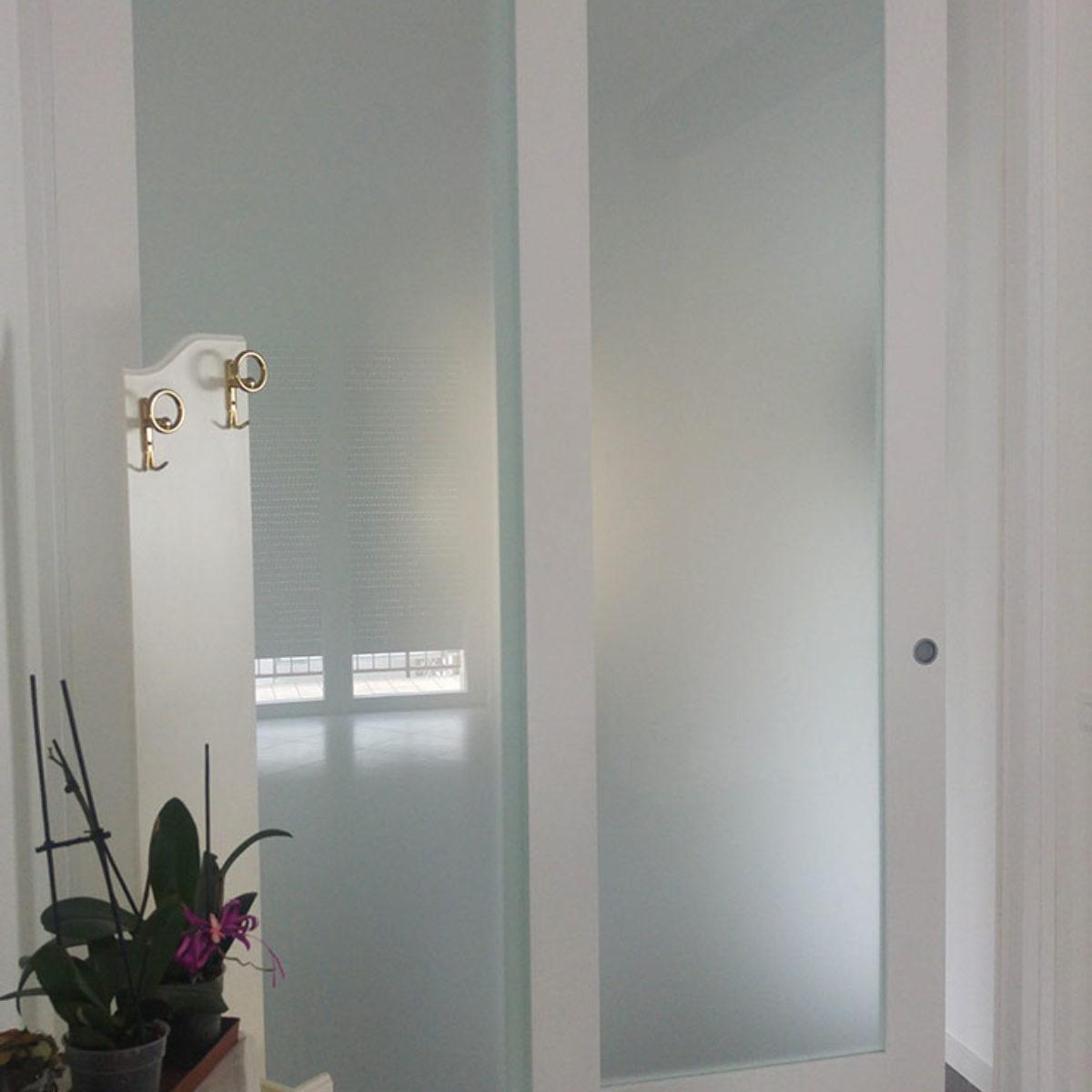 porte in legno scorrevole